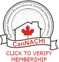 CanNACHI Inspector Member - Canadian National Association of Certified Home Inspectors